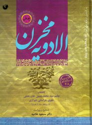 کتاب مخزن الادویه (۲جلدی)