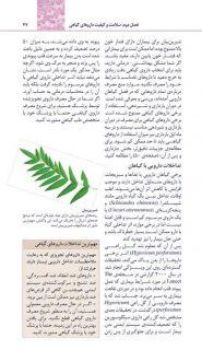 نمونه صفحات کتاب گیاهان دارویی